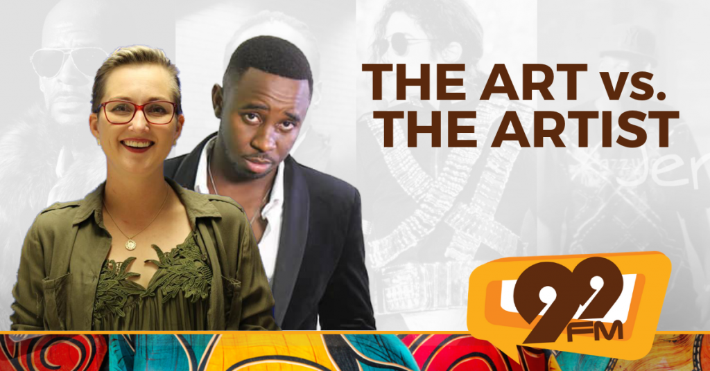 MuteRKelly: Should We Separate The Art From The Artist? - 99FM