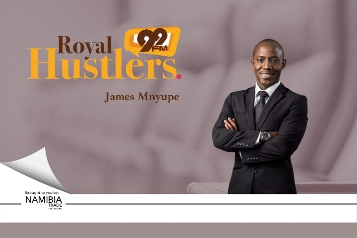 Royal Hustler - James Mnyupe