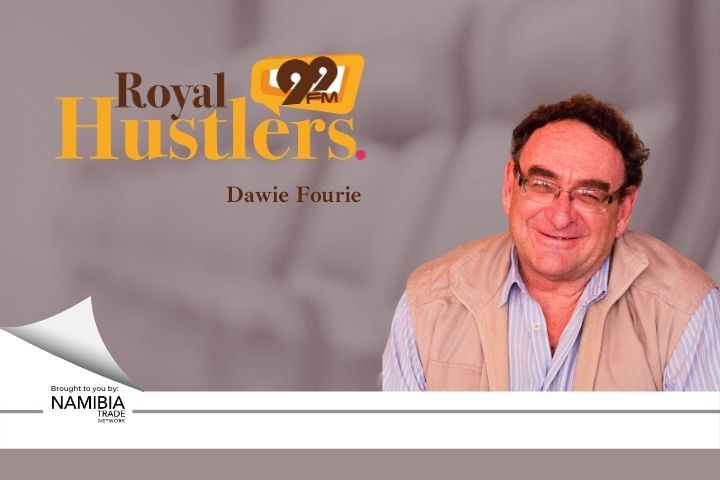 Royal Hustler - Dawie Fourie