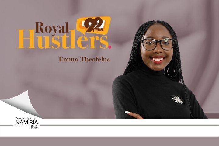 Royal Hustler - Emma Theofelus
